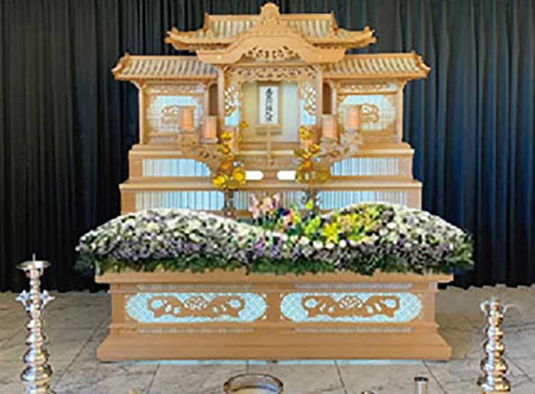 家族葬スタンダードプラン