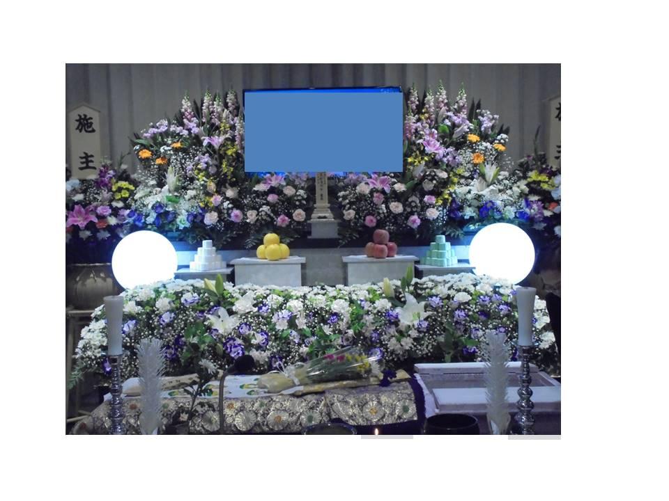 細かい所まで心がいきとどき安心して葬儀できました